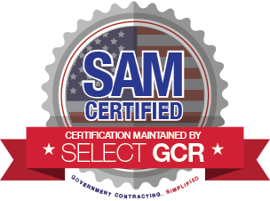 Select GCR SAM Certified